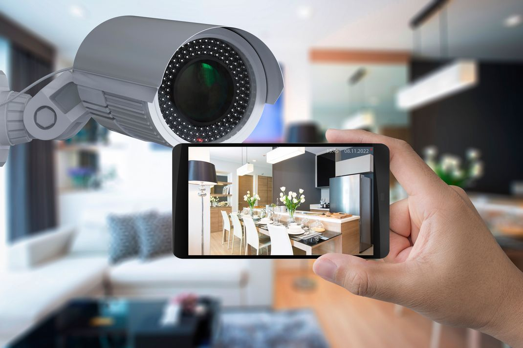 Surveillance equipment and insurance